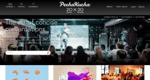 pechakucha-homepage